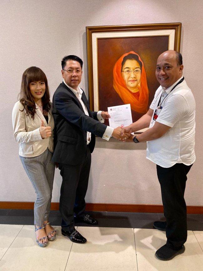 Ikut Balon Di Dua Wilayah Soloraya, Henry Indraguna Daftar Ke DPP PDIP