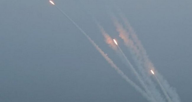 Mukjizat, Israel Sudah Tembak Ribuan Roket Ke Palestina Tapi Salah Target