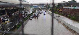 Banjir Jakarta Meluas