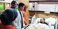 Besuk BJ Habibie di RSPAD, Anies: Kondisi Kesehatannya Berat