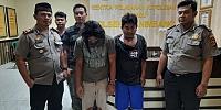 Tiga Pelaku Curanmor dibekuk Polisi Pandeglang