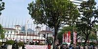Mahasiswa Tagih Janji Anies Baswedan Soal Pendidikan Gratis Warga Di Bantargebang