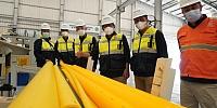 Pipa PE Produksi Subholding Gas Group Dukung Target TKDN 50% di 2026