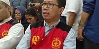 Mantan Plt Ketum PSSI Joko Driyono Divonis 1,5 Tahun Bui