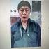 Viral... Pria Berpakaian Hitam Melakukan Ritual Pengamanan Jelang Pelantikan Jokowi