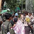 Yang Keseret Kasus DPRD, Tapi Massa HMI MPO Geruduk Kantor Anies