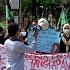 Demo Di Kantor Anies Lebih Ramai Ketimbang 'Crazy Rich' Diborgol KPK