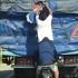 Aksi Bajing Loncat Di Cakung Cilincing Bikin Parno Sopir Truk