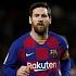 Gokil, Barcelona Banderol Lionel Messi Segini