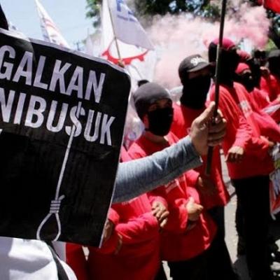Polisi Sebut Aktivis KAMI Hasut Massa Aksi Omnibus Law Untuk Anarkis