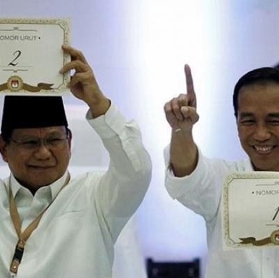 Jokowi-Prabowo Mesra, Cebong dan Kampret Ribut
