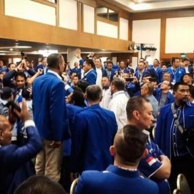 Kongres PAN Ribut, Siapa Bawa Tukang Pukul Dan Teriakan Main Curang Menggema