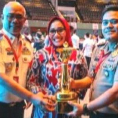 Kota Cirebon Raih Penghargaan WTN Kategori Tanpa Catatan