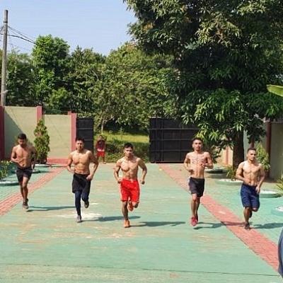 Genjot Atlet Di Ciseeng Bogor, Tinju DKI Bidik Tiga Emas Di PON Papua