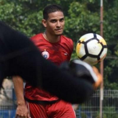 Nyaman di Persija, Renan Silva Berharap Dapat Kontrak Baru