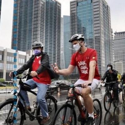 Sepeda Disebut Kurangi PAD, Gowes Mania: Mungkin Itu Pengamat Oon