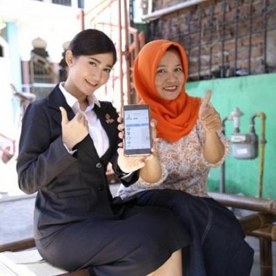 Costumer Experience Sebagai Fokus PGN Digital Tranformation 2021