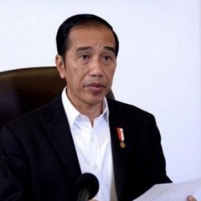 Nah Lho, Jokowi Setiap Pagi Sarapan Corona