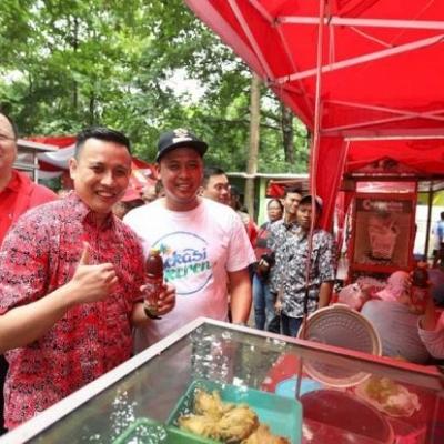 Aktivis Lingkungan Desak Pemkot Bekasi Tutup Kuliner Hutan Kota