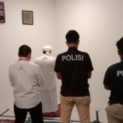 Habib Rizieq Ditahan Di Rutan Narkoba Polda Metro Jaya