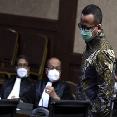 Divonis 5 Tahun Bui, Karir Eks Menteri KKP Edhy Prabowo Tamat