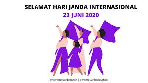Ternyata! Ada Hari Janda Internasional Setiap Tanggal 23 Juni