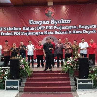 Pesta Rakyat Bekasi Depok, Sukur: Hindari Hoax