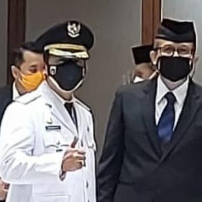 Yani Wahyu Kini Jabat Walikota Jakbar, Ini Pesan Deputi Gubernur DKI