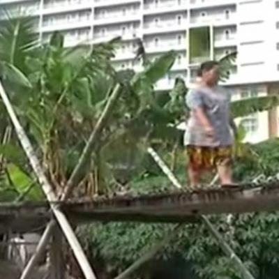 Jelang HUT DKI Jembatan Reyot Hiasi Ibukota, Walikota Jakbar: Akan Kita Perbaiki