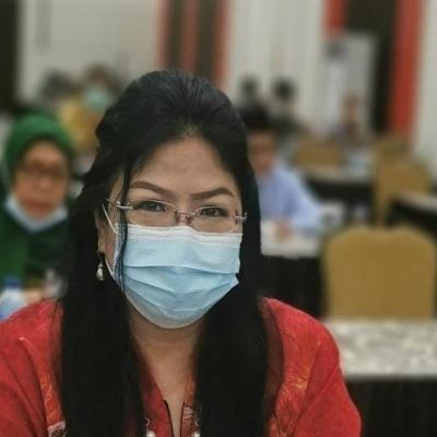 Anggota DPRD, dr. Janet: Pemkot Bekasi Harus Lebih Memperhatikan Asupan Gizi Pasien Covid-19 Di Ruang Isolasi SPC