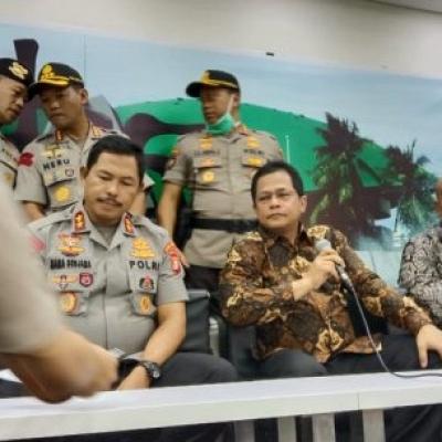 Sekjen DPR Sebut Asap Dari Gedung Nusantara III Bukan Dipicu Kebakaran