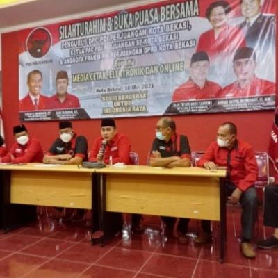 Tri Adhianto Targetkan PDIP Juara di Pileg 2024 dan Pilkada Kota Bekasi