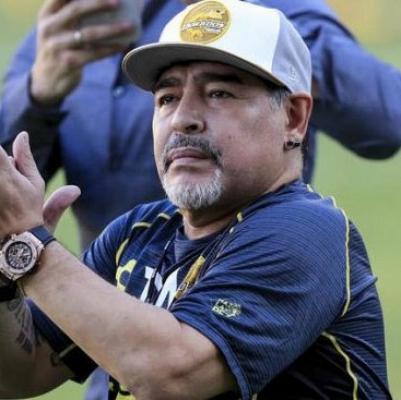 Astaga, Maradona Diculik dan Disekap Pengacaranya Sebelum Wafat