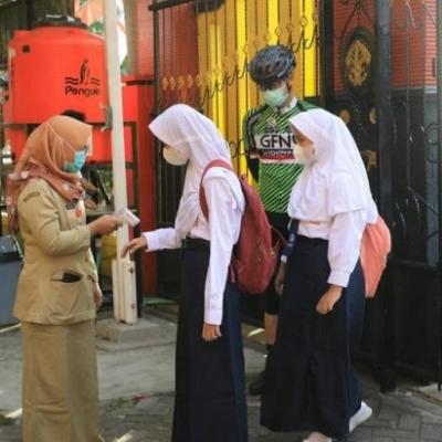 Heboh Isu 25 Sekolah Klaster Covid-19 saat PTM Terbatas, Ini Bantahan Pemprov DKI Jakarta