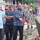 Wakil Walikota Bekasi Kunjungi Tanggul Jebol Di Sungai Cakung Pondok Gede