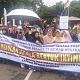 Puspitek Di Demo, Ratusan Pensiunan Gelar Aksi Tolak Intimidasi