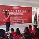 Patut Dicontoh, Para Istri Anggota DPR Fraksi PDIP Berbagi Dengan Anak Panti Asuhan