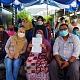Nur Afni Galang Tandatangan Masyarakat Dapil 9 Untuk Dukungan Pada Ketum AHY