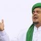 Polisi Ancam Bubarkan Tablig Akbar Habib Rizieq