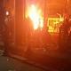 Balas Aksi Represif Aparat, Pos Polisi Sabang Dibakar Massa