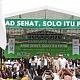 Merebut Suara Dari 'Kandang' Jokowi, Djoko Santoso Orasi Soal Mafia Tanah