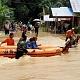 Bu Risma, Korban banjir Kalsel Butuh Bantuan Tuh