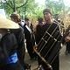Kedatangan Jokowi Di Serang Disambut Tarian Rengkong Buhun