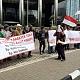 Massa Aksi Minta KPK Tak Terpengaruh Politisasi Kasus